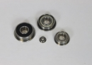 Extra Small Ball Bearings with Flange